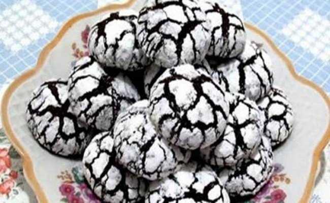 Шоколадное печенье за считанные минуты из обычных продуктов