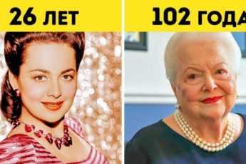 11 знаменитостей, которым сейчас более 100 лет